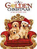 Un Noël en or: une queue d`amour chiot